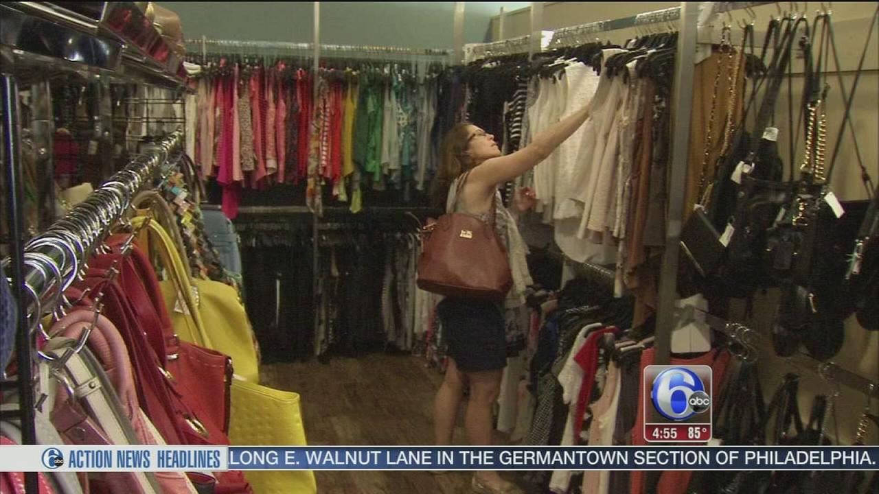 VIDEO: New, unique consignment boutique opens in Chester Co.