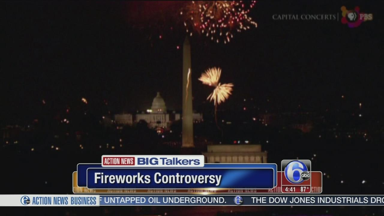 VIDEO: PBS says it should have told viewers about firework reruns