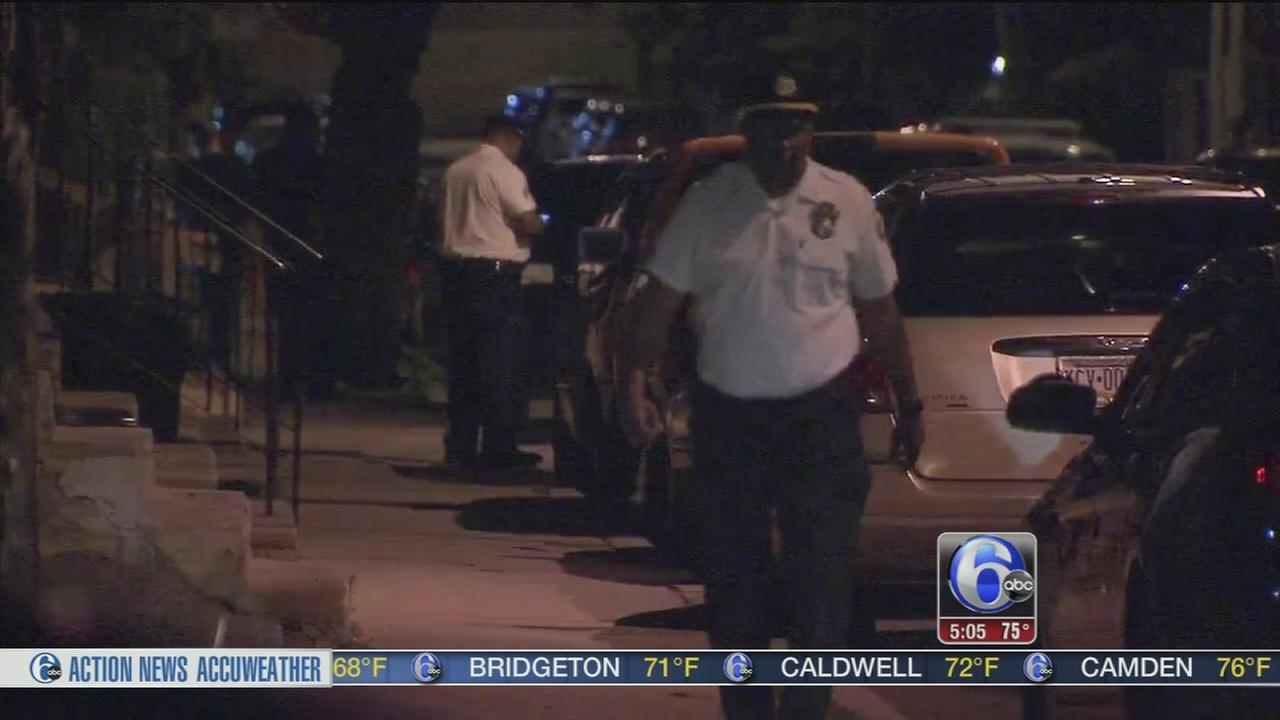 VIDEO: Teen girl injured in accidental shooting in Germantown