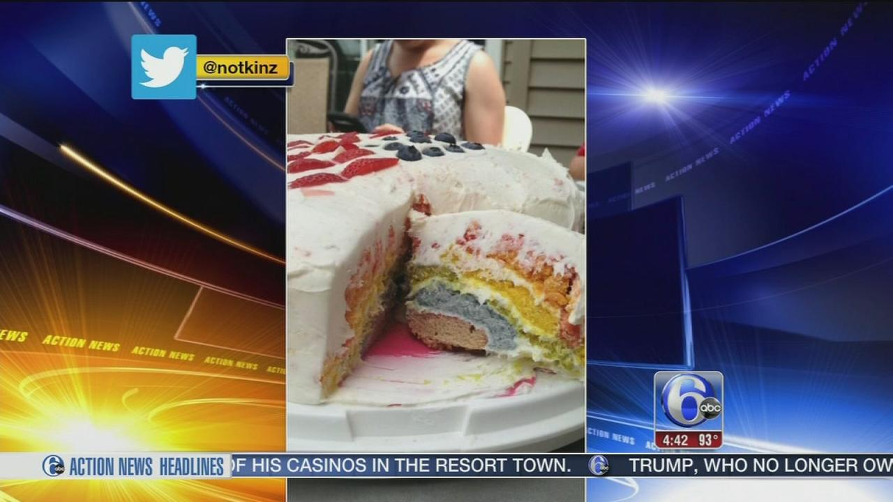 VIDEO: Bucks Co. family throws rainbow-filled pride party for teen daughter