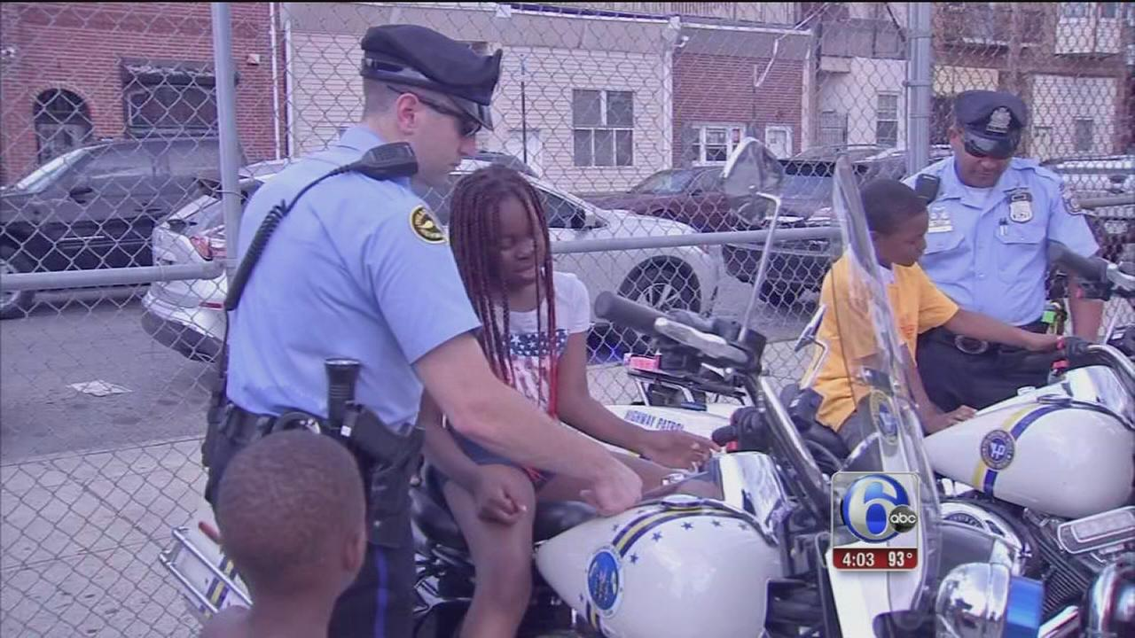 VIDEO: In light of recent shootings, police focus on safety and community