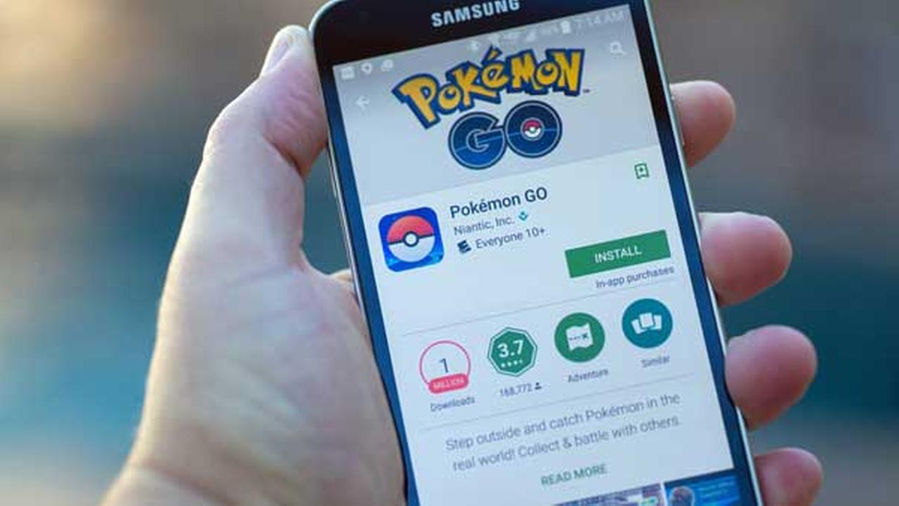 Pokemon Go smartphone game leads woman to body in river