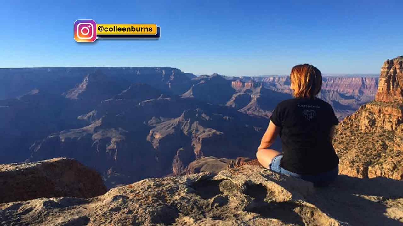Loved ones and friends are remembering 35-year-old Colleen Burns who fell to her death at the Grand Canyon.
