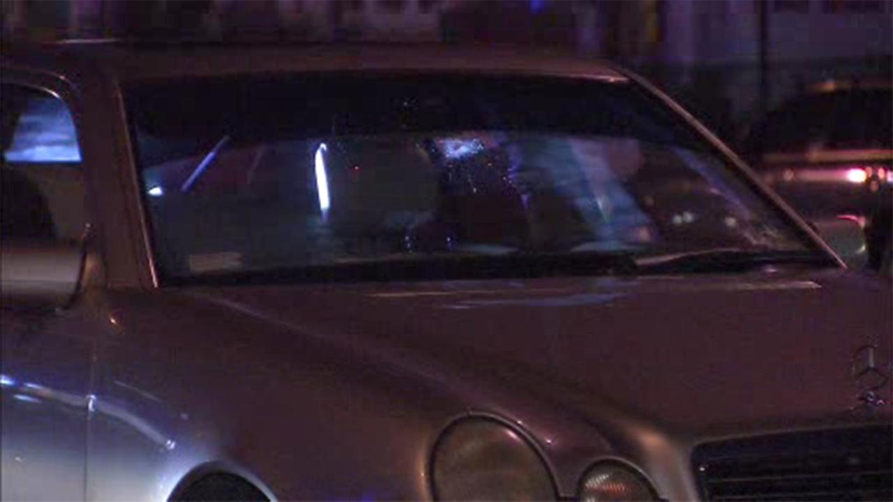 Two teenagers were injured in a shooting in the Kensington section of Philadelphia.