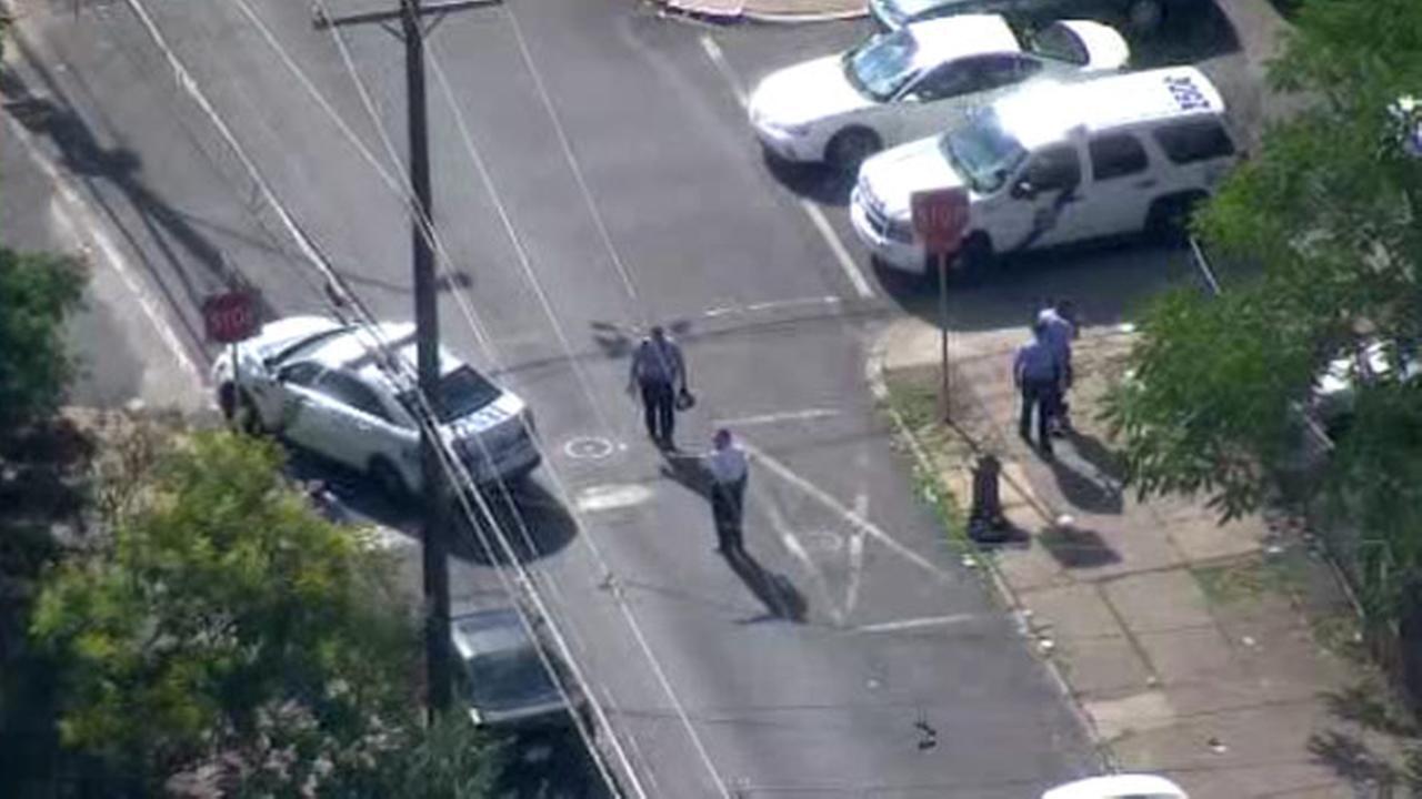 Surveillance released in West Kensington double shooting
