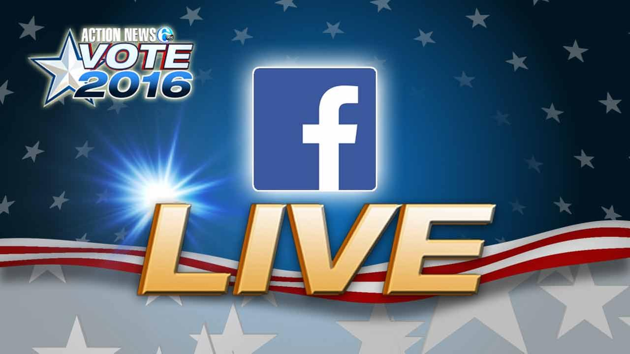Facebook Live: Action News covers the DNC