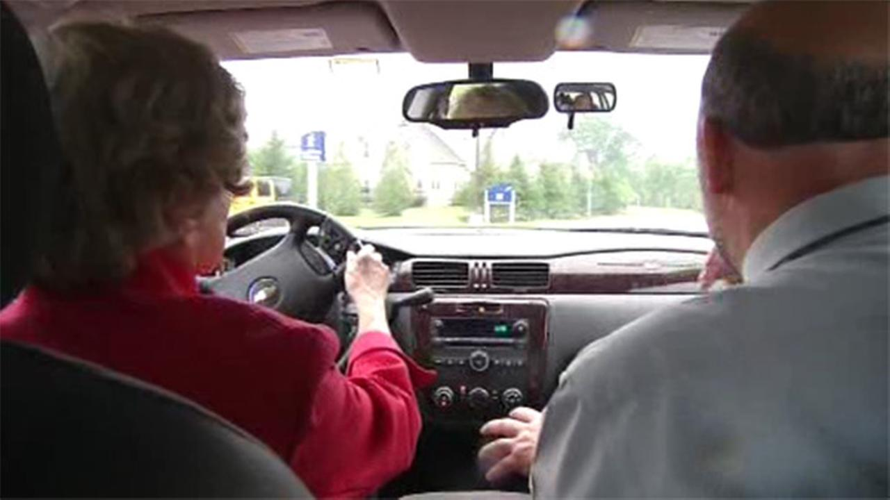Art of Aging: Safe driving