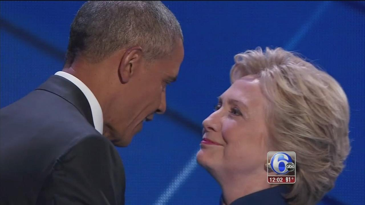 VIDEO: Day 4 of the DNC