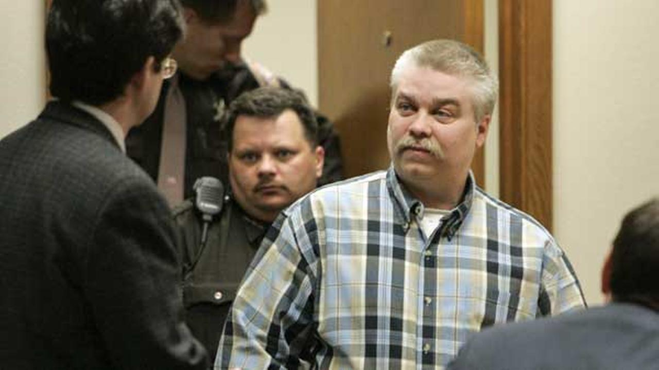 FILE - Steven Avery enters a courtroom in the Calumet County Courthouse Monday, March 18, 2007, in Chilton, Wis.