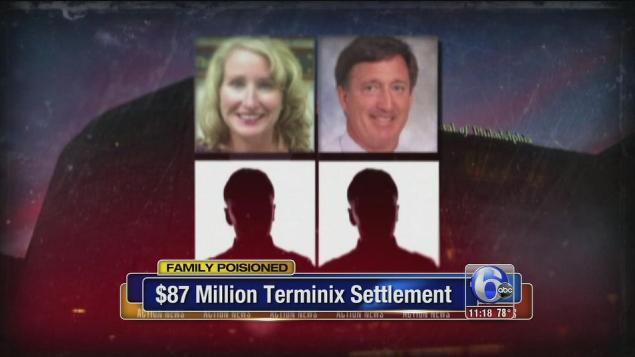 VIDEO: Terminix settlement