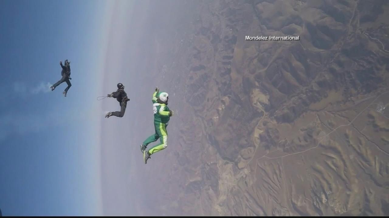VIDEO: Skydiver News One vid