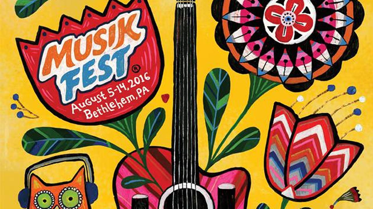 Musikfest 2016: August 5th -14th in Bethlehem, PA!