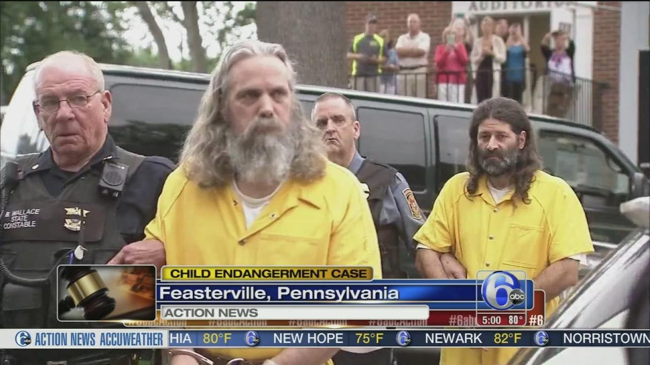 VIDEO: Trial ordered for couple accused of giving girl to man