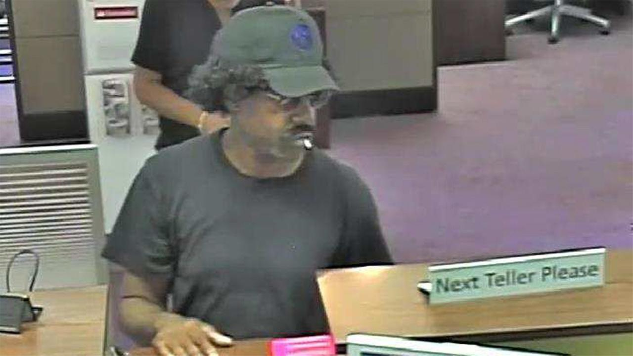 The Lawrence Township Police Department is seeking the publics help in identifying a suspect wanted in connection with a bank robbery.