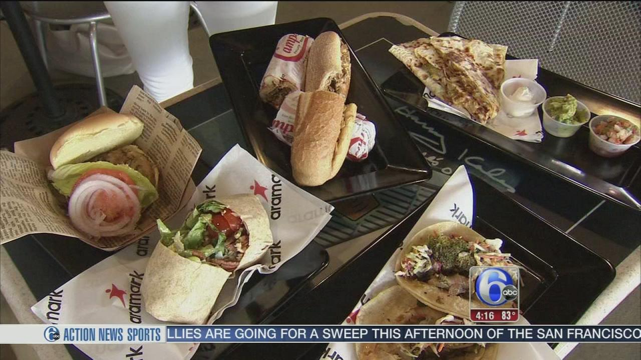VIDEO: Healthy food options at the ballpark that wont derail your diet