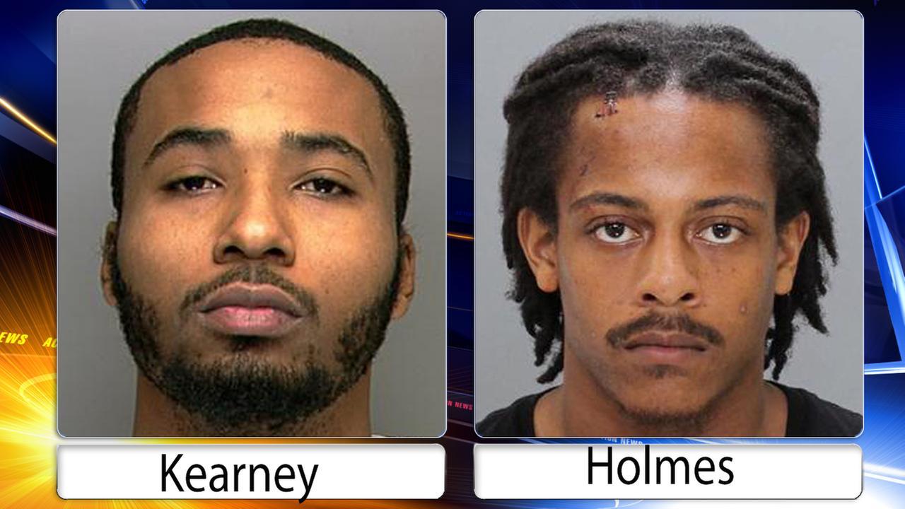 2 men sought in shooting of 10-year-old girl in North Philadelphia