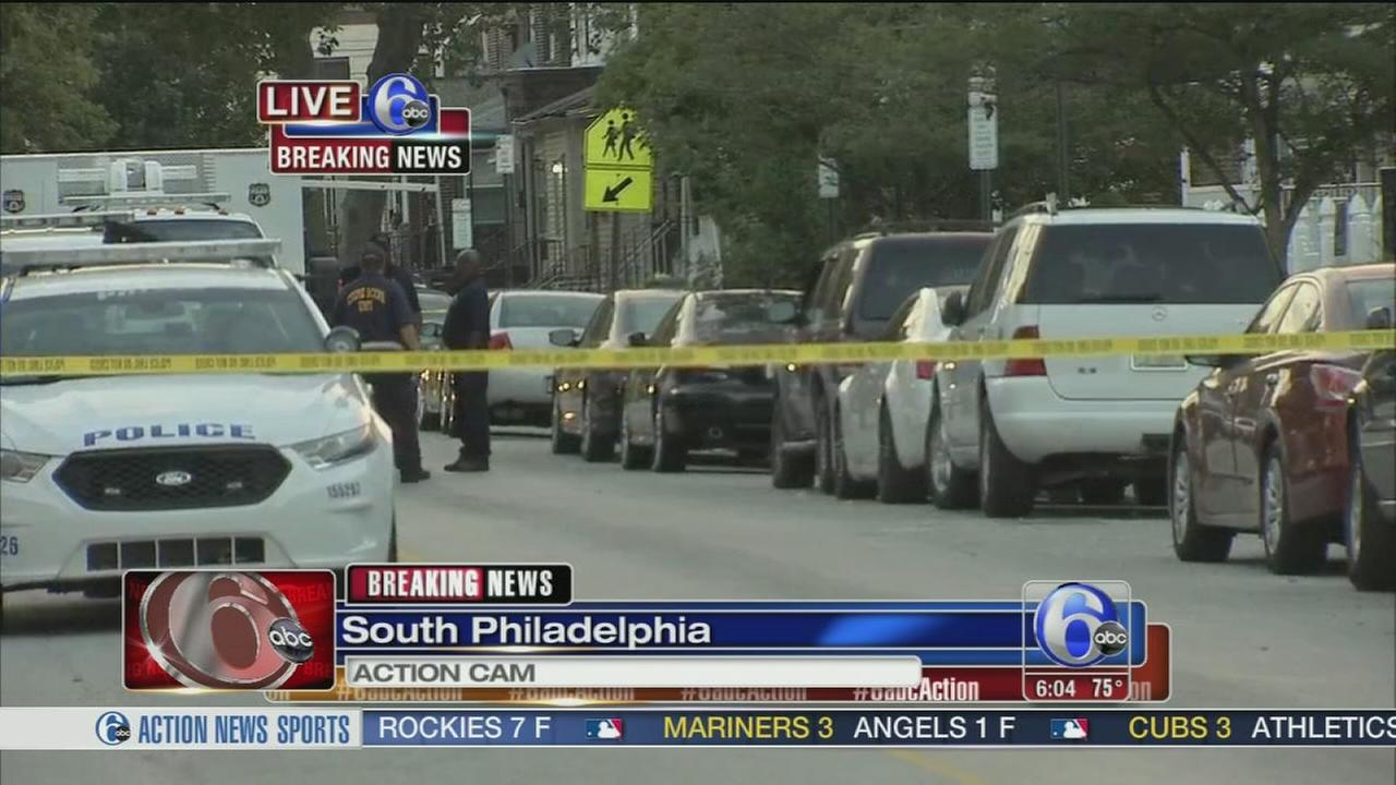 VIDEO: Man shoots brother in S. Phila.
