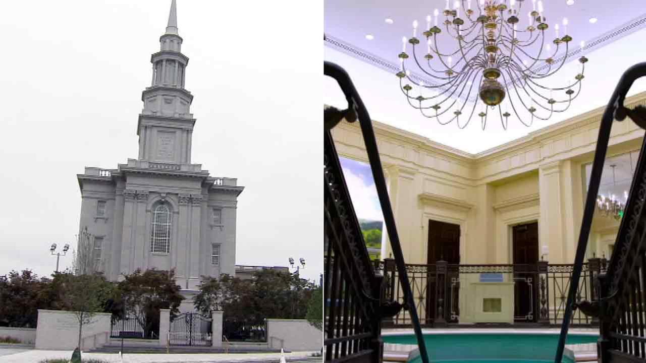 Inside Philadelphias new Mormon temple