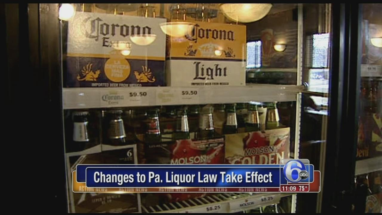 VIDEO: Pa. liquor