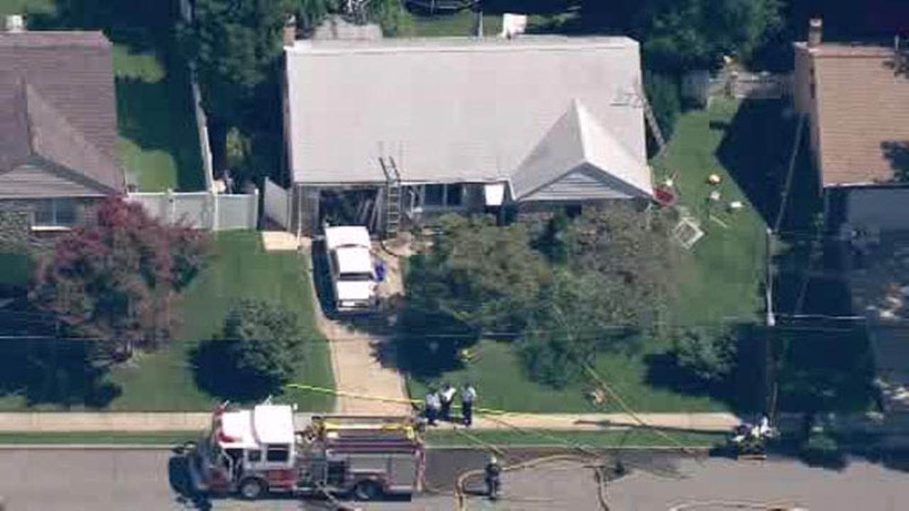 Man found dead in Fox Chase fire