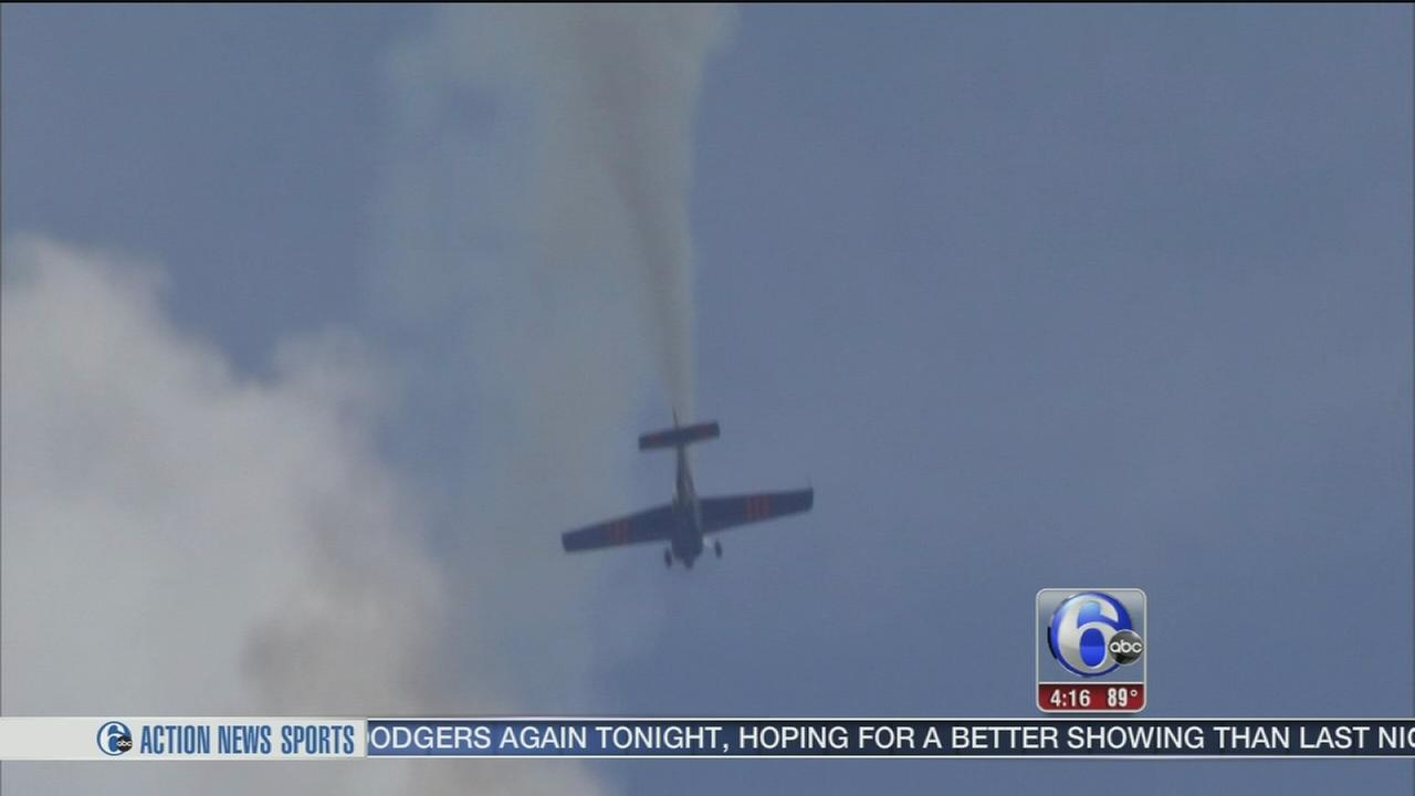VIDEO: Thrills and chills at the 2016 Atlantic City Airshow