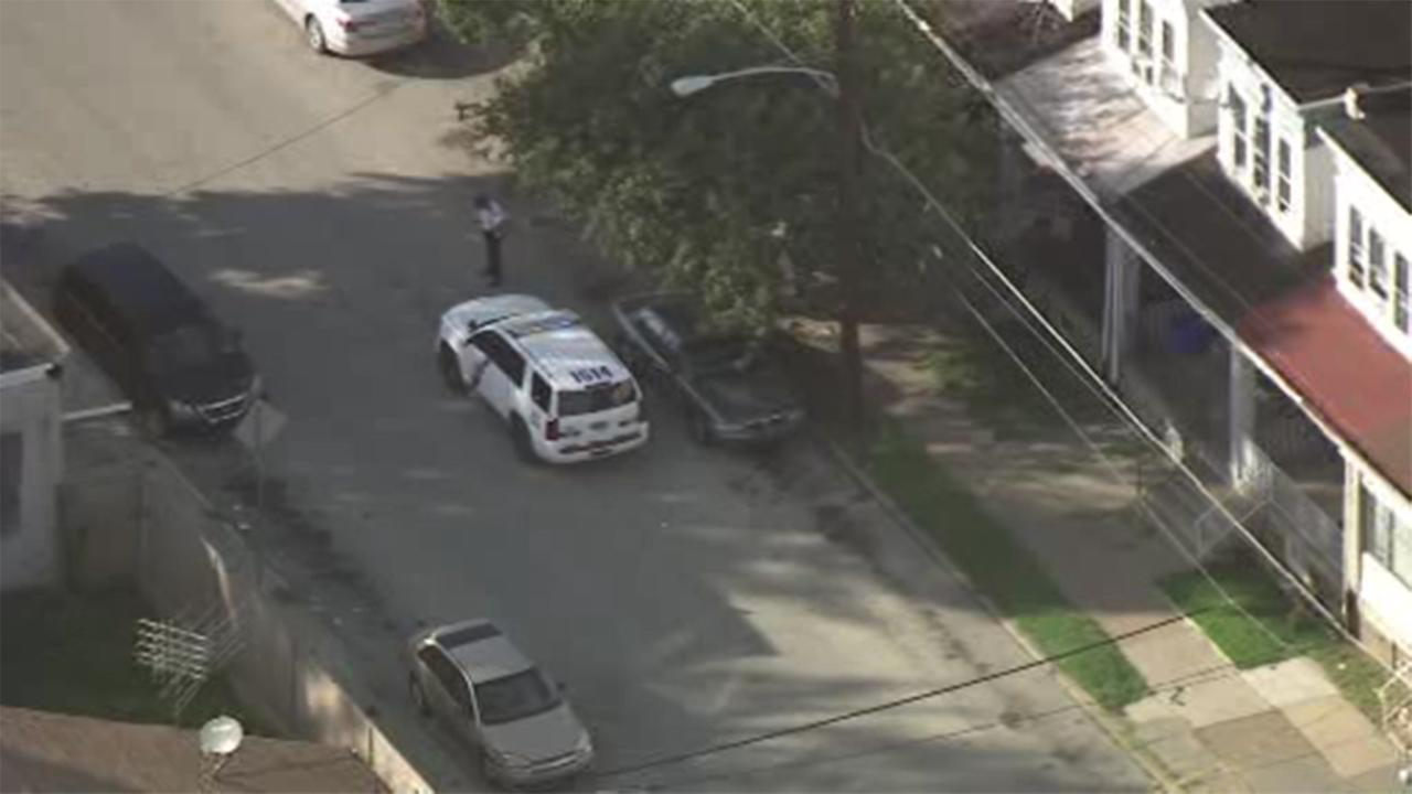 A man was shot in the head in Philadelphias Tacony section.