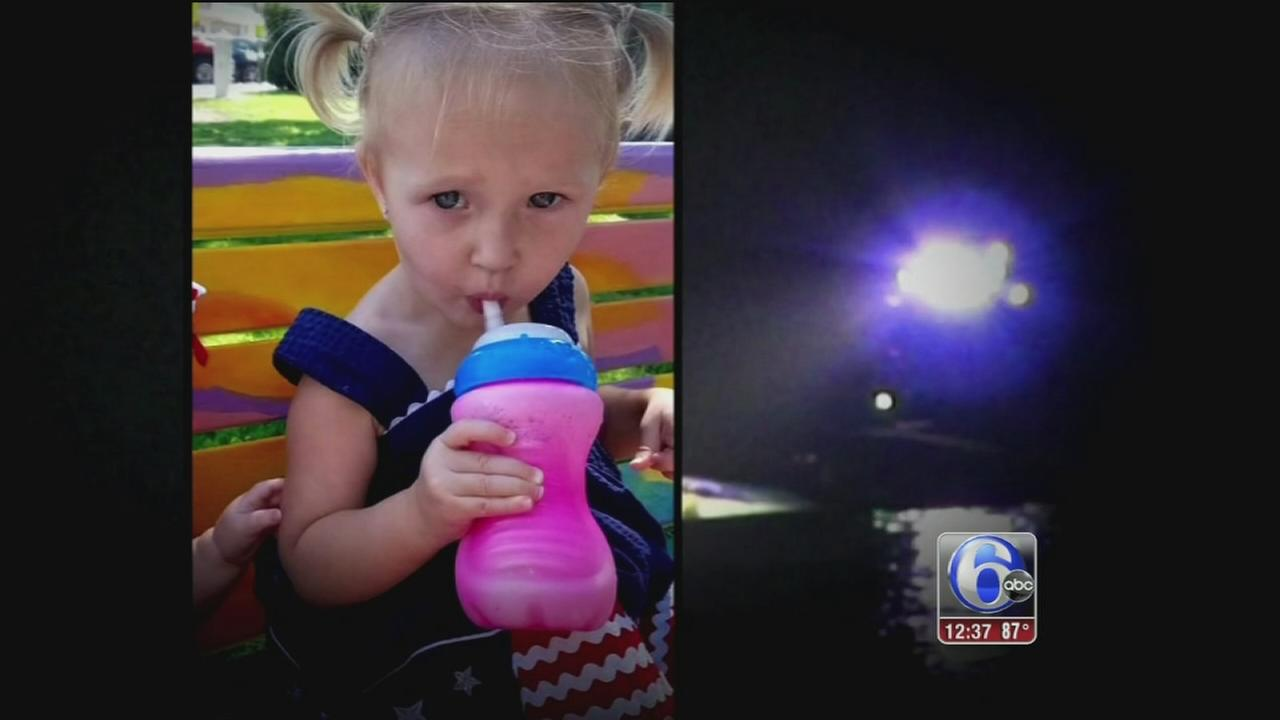 VIDEO: Toddler rescued from boat