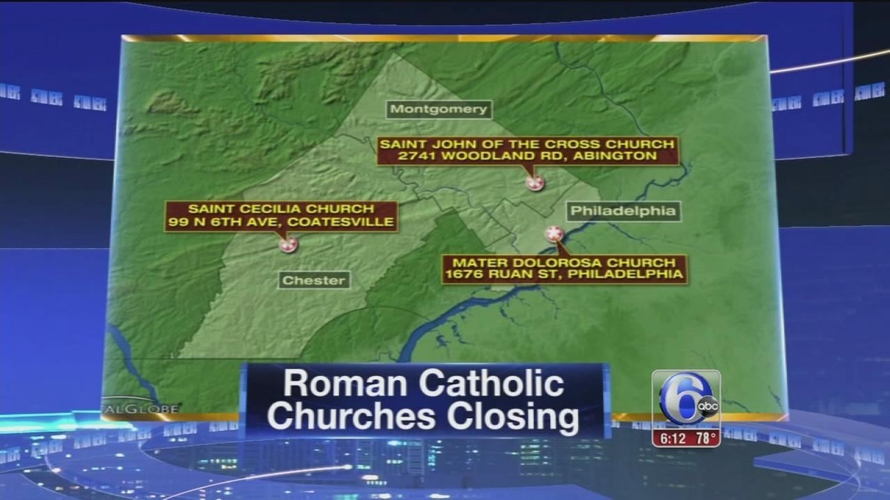 VIDEO: Worship sites closing