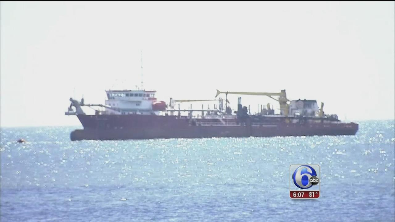 VIDEO: Hop aboard Liberty Island