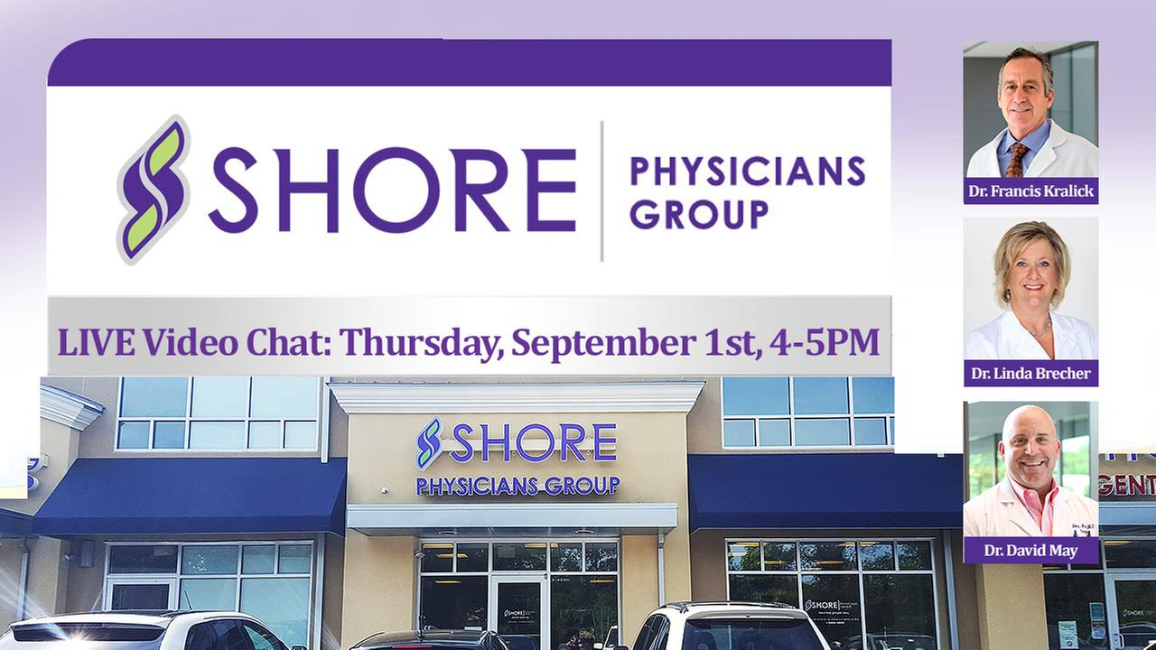 The Doctors Are In! Expert Panel from Shore Physicians Group Addresses Your Healthcare Concerns