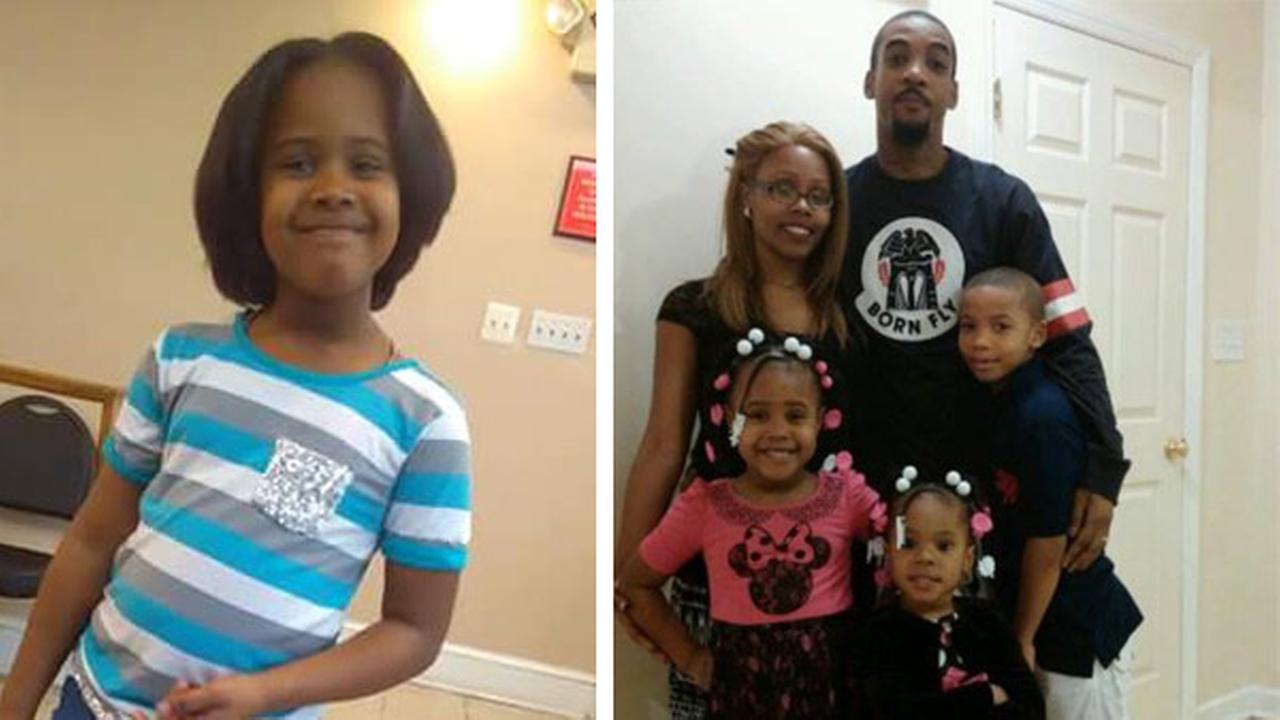 Reward in killing of Camden girl, 8, now $50,000