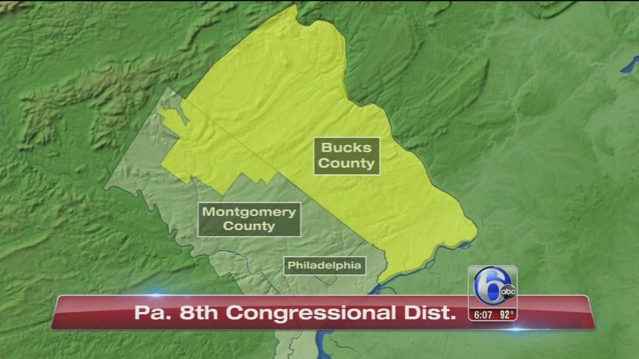 VIDEO: 8th Congressional race in Pa.