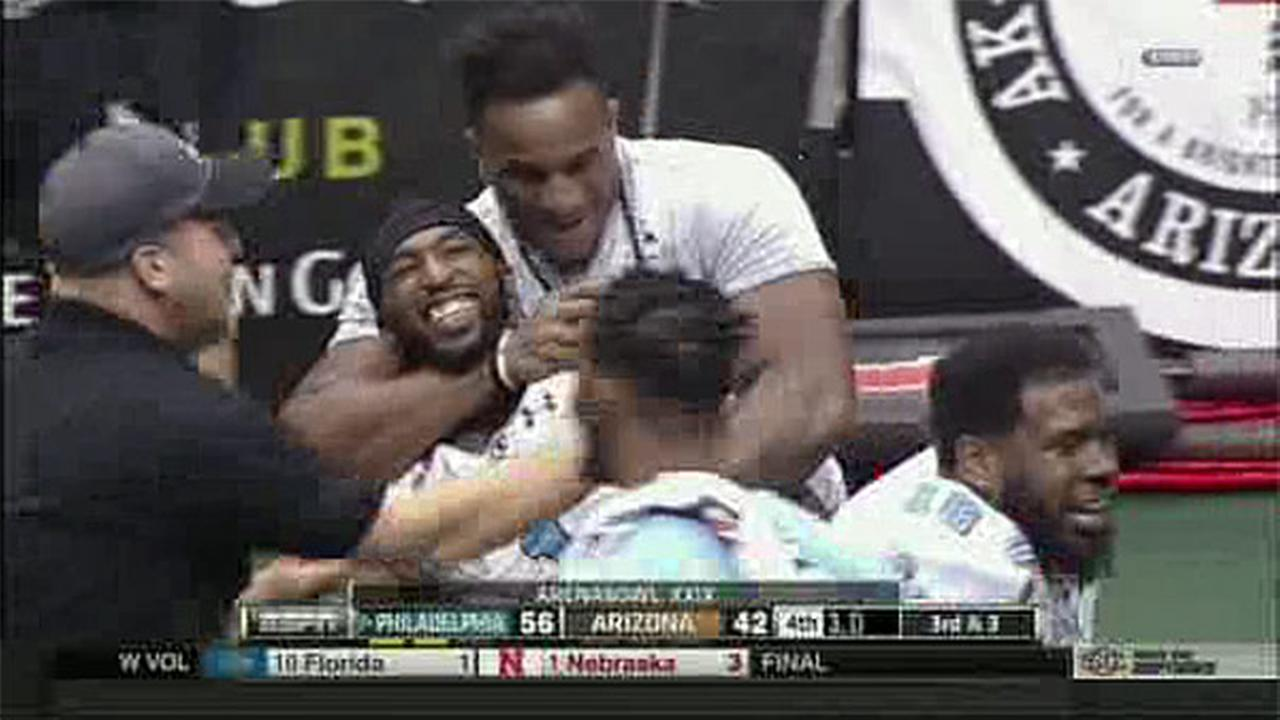Philadelphia Soul wins Arena Bowl XXIX, beats Arizona Rattlers 56-42