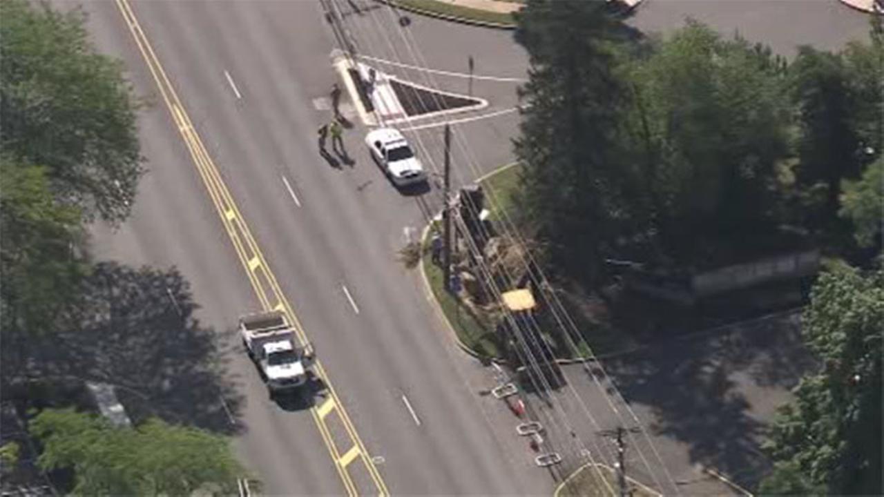 Gas leak forces evacuations of businesses in Burlington Co.
