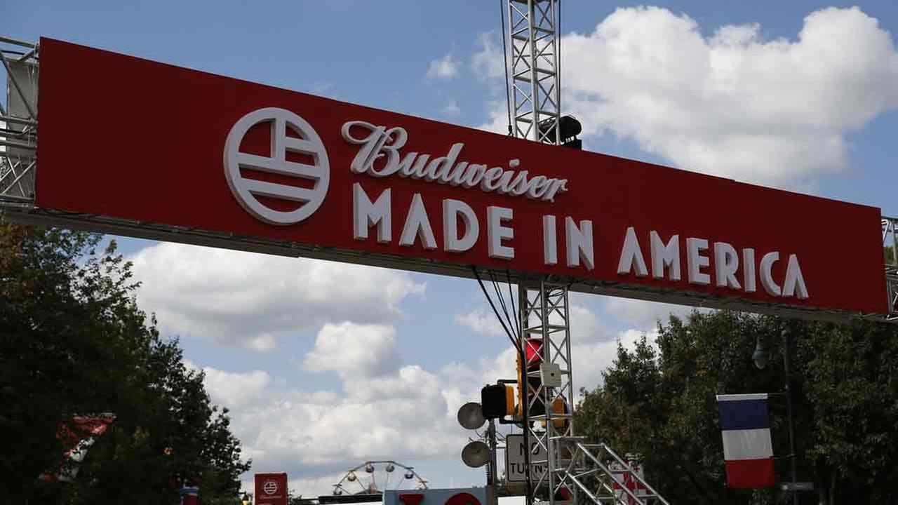 Made in America returning to Philadelphia