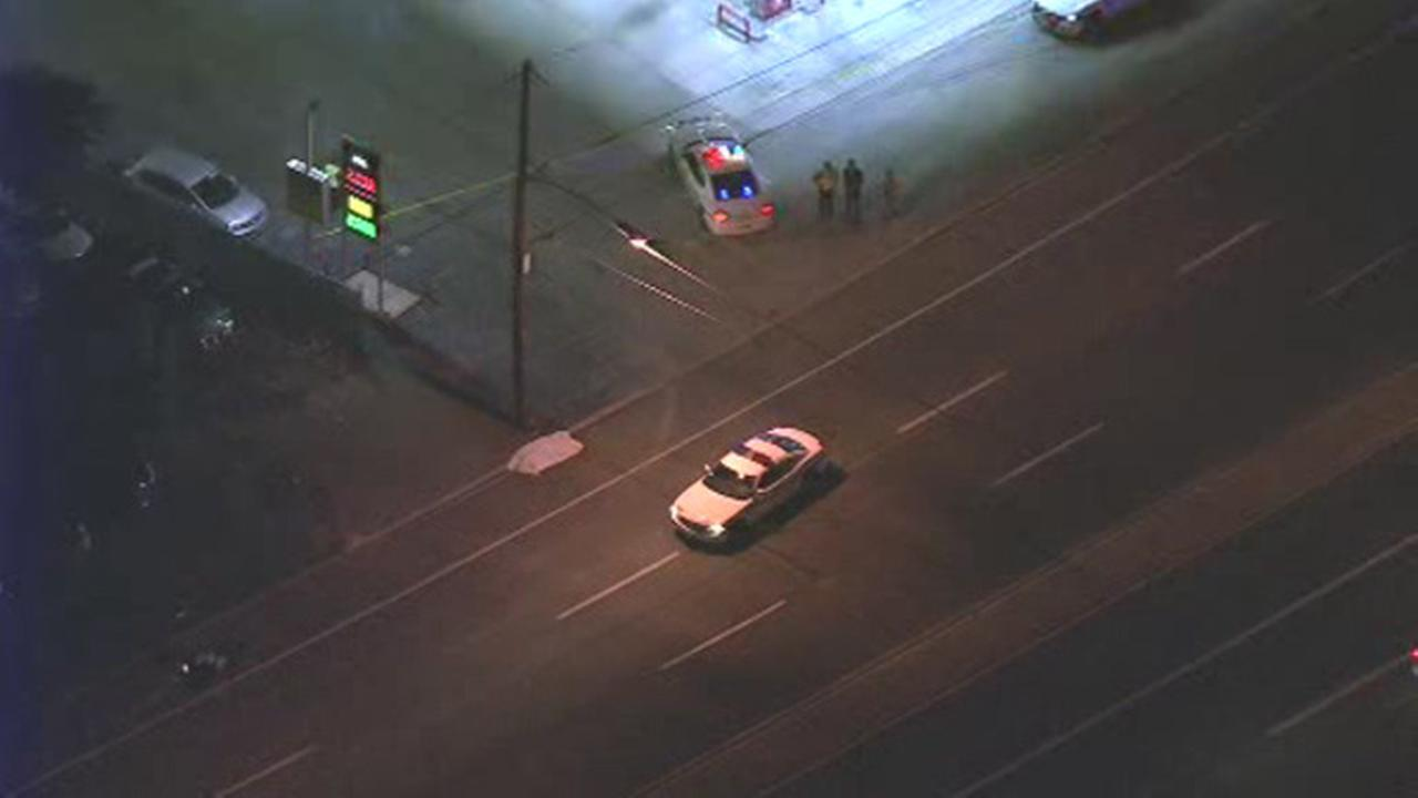 Deadly motorcycle crash in Drexel Hill