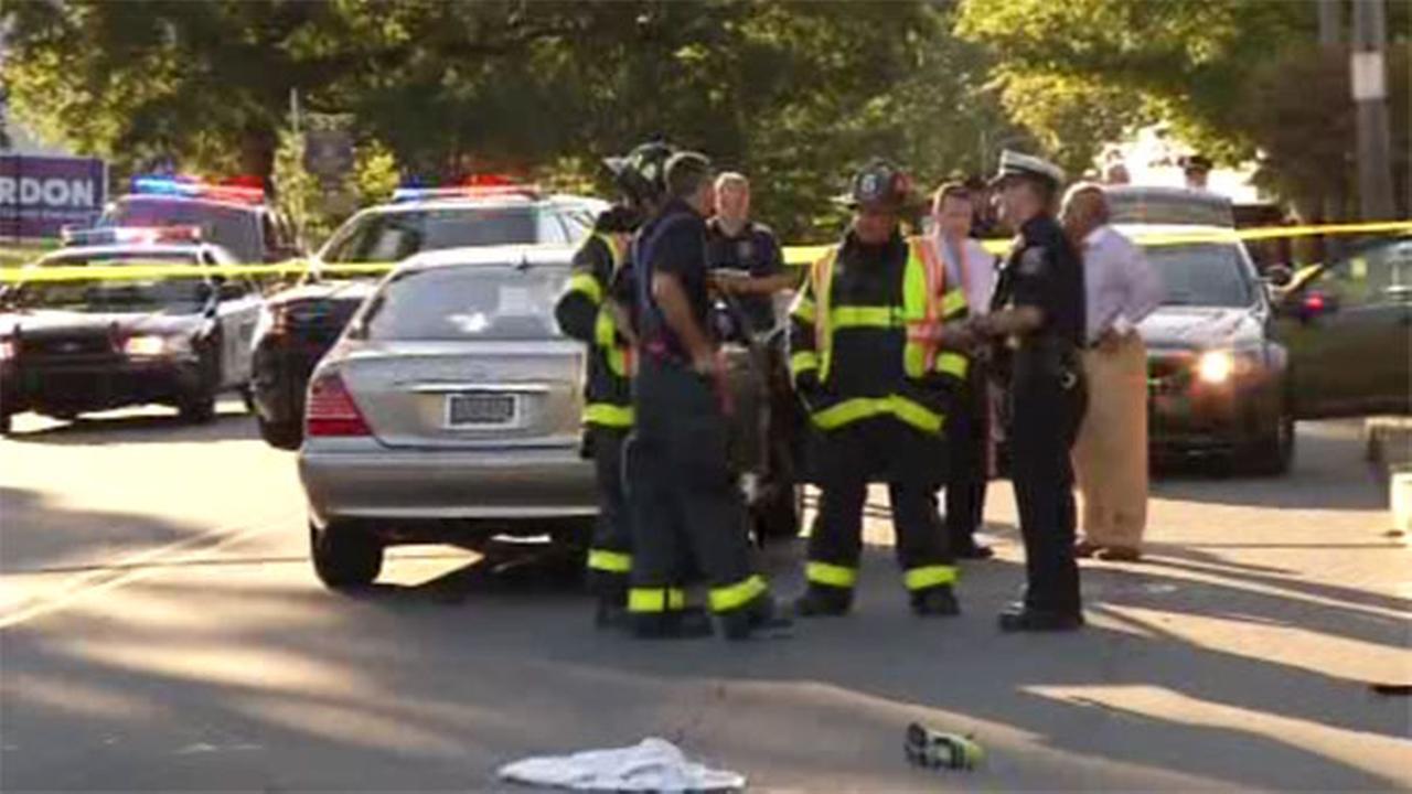 Pedestrian struck by vehicle in Wilmington