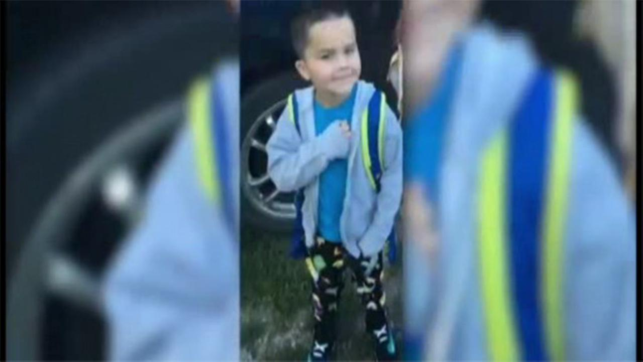 Boy, 5, left on school bus for hours in Berks County