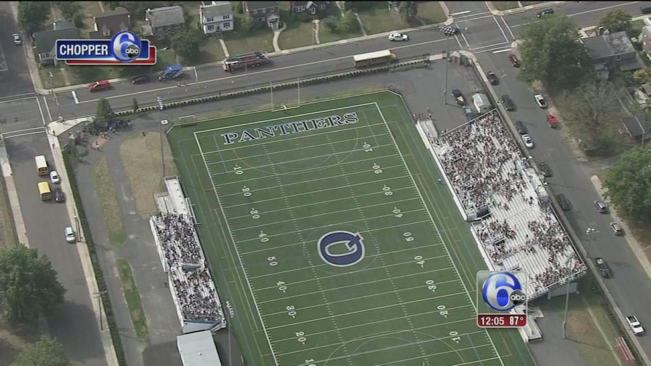 VIDEO: Early dismissal at Quakertown High