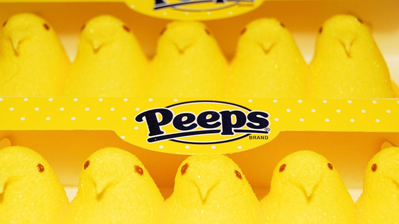 Peeps maker starts hiring replacements for striking workers