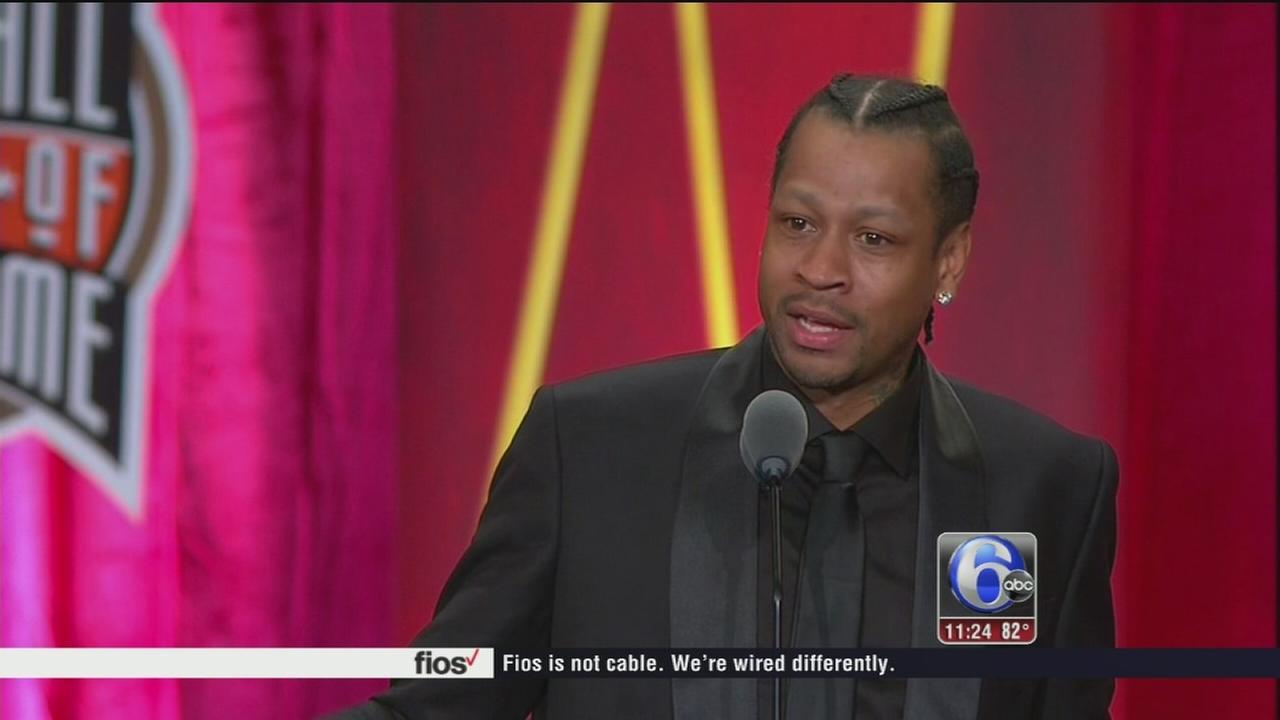 VIDEO: Iverson