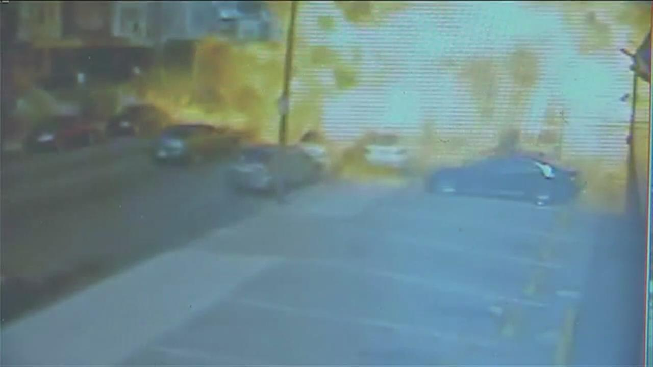 RAW: Feltonville food truck explosion