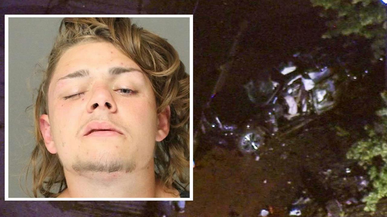 Prosecutors: NJ man fleeing police crashes, kills innocent woman