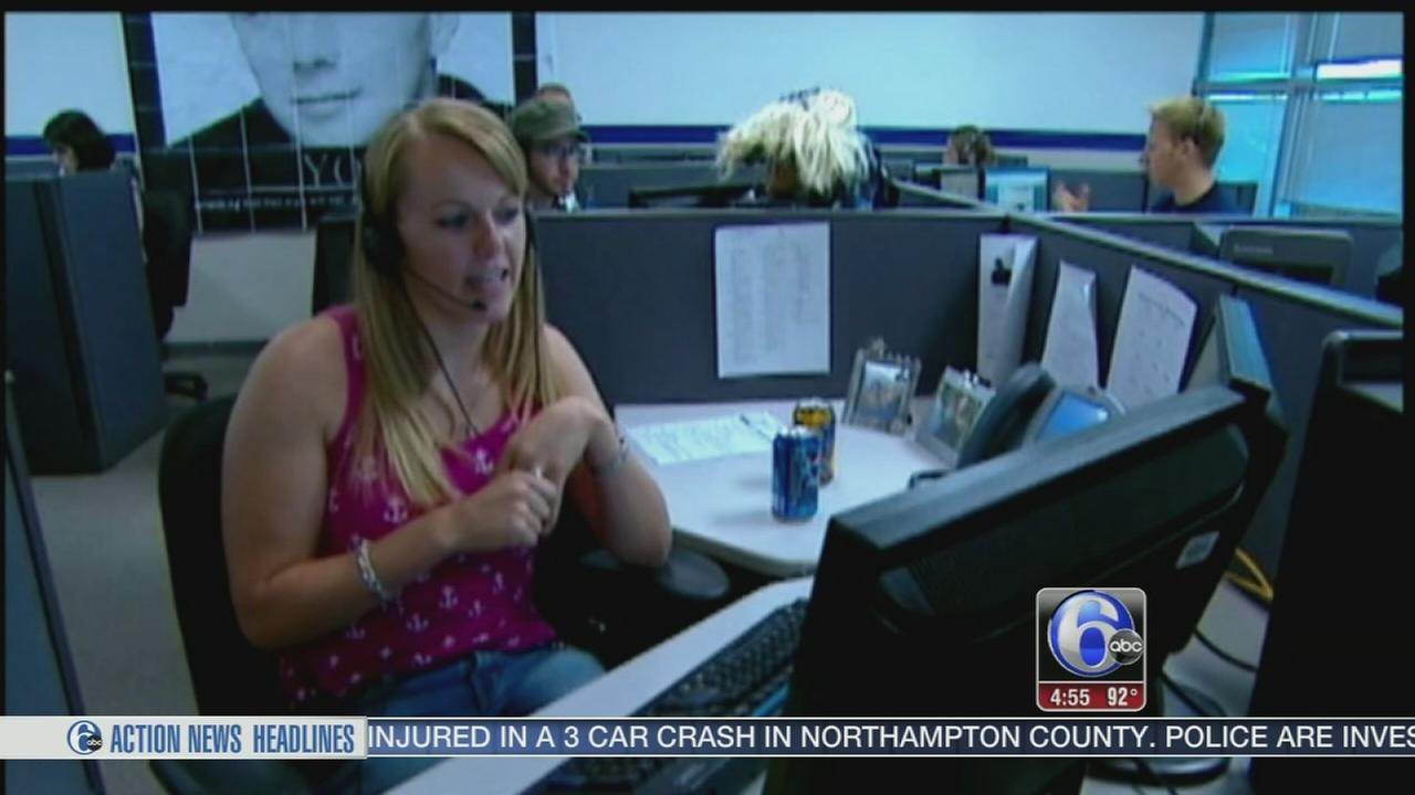 VIDEO: Starting salaries expected to rise next year