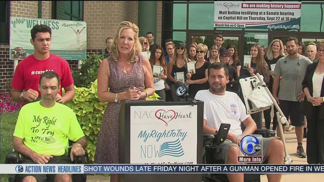 Have a Heart Foundation fights for patient rights