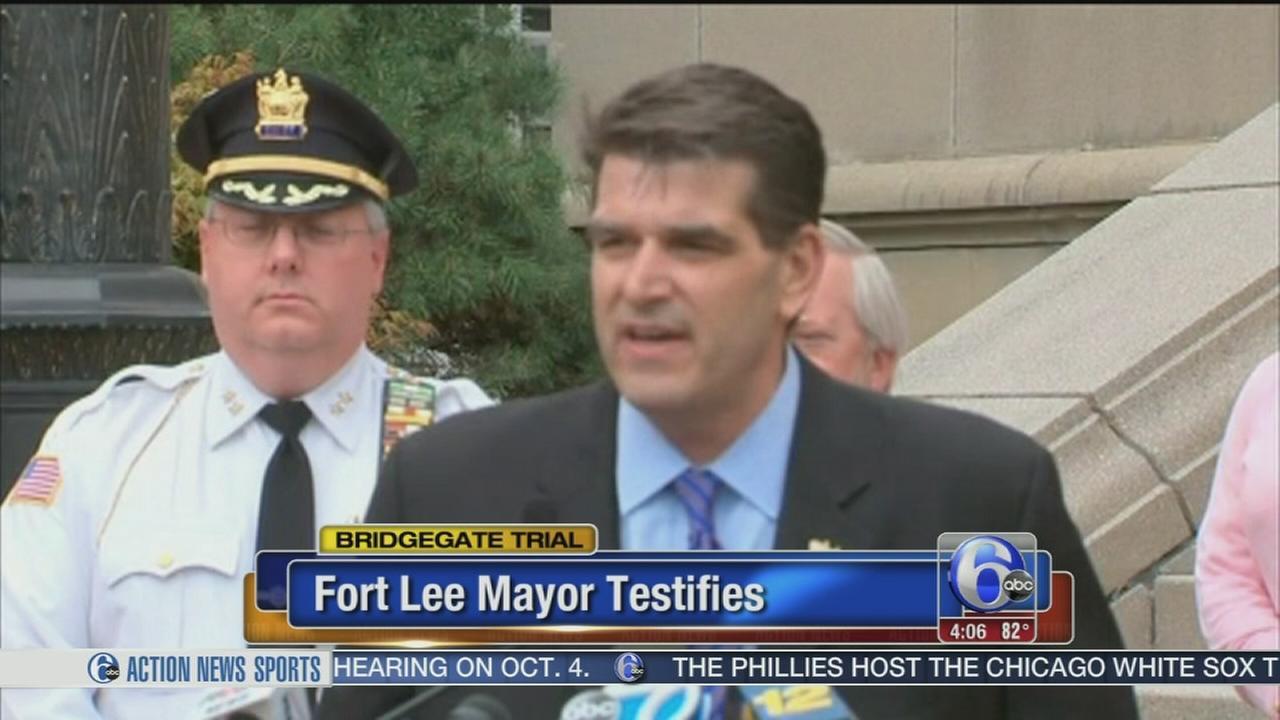 VIDEO: Mayor at heart of New Jersey bridge scandal testifies