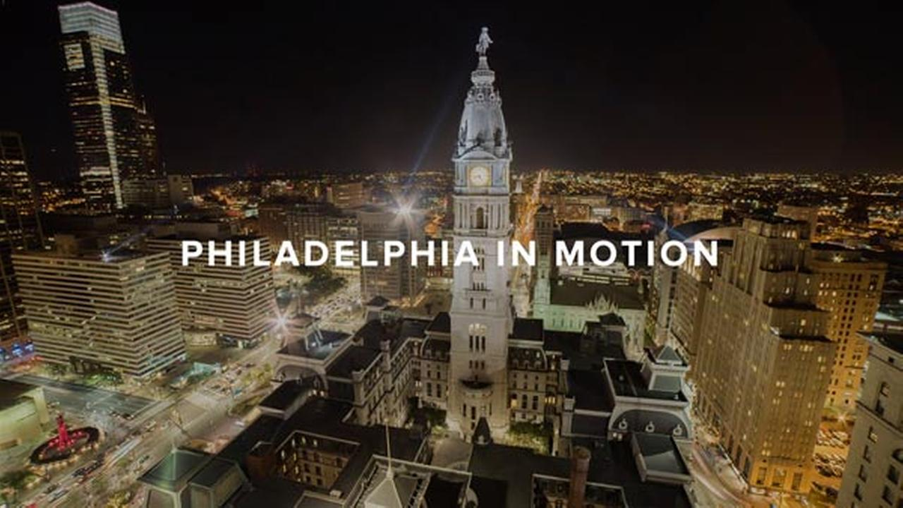Photographer Cory J. Popp captured the citys constant change in his video Philadelphia in Motion.