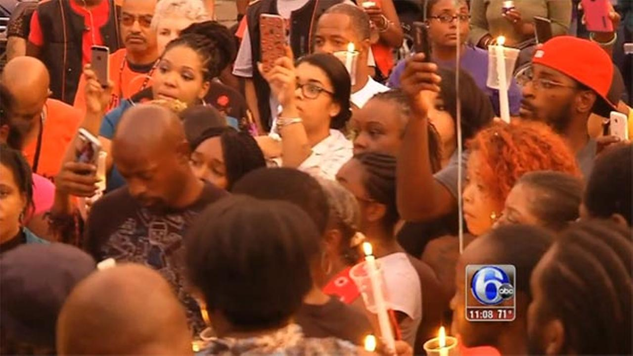 Vigil held for woman after deadly shooting in Wilmington