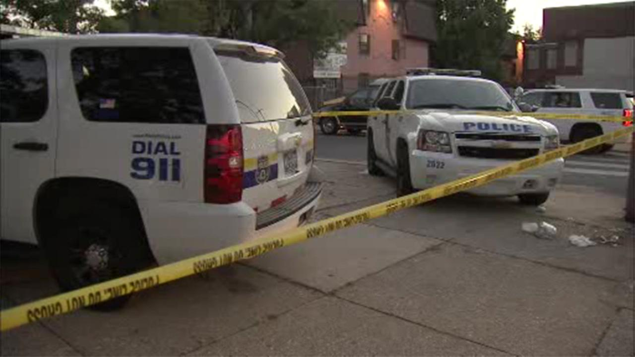 A man is in critical condition after a shooting in North Philadelphia.