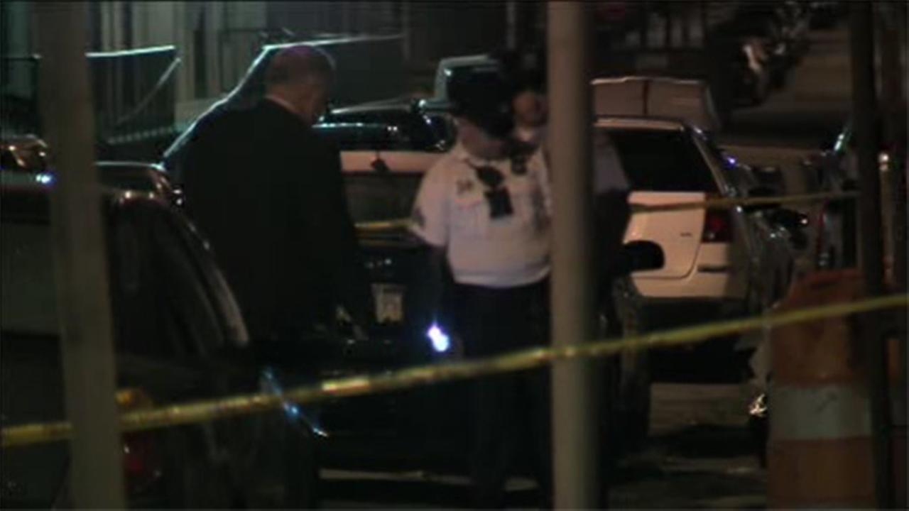 Man shot several times in Brewerytown